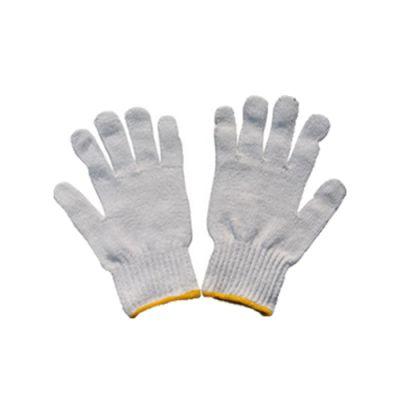 دستکش بافتنی سفید