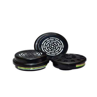 فیلتر ضد گاز و موادشیمیایی (اختصاصی و ترکیبی) ماسک های نیمه صورت
