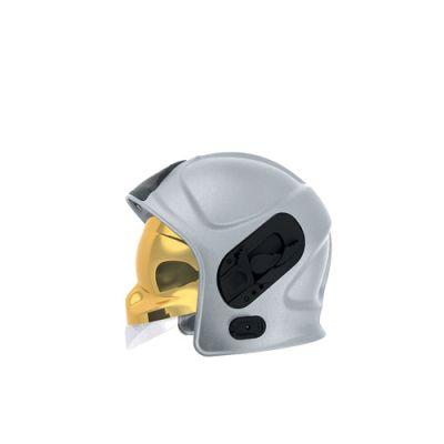 کلاه آتش نشانی با طلق  محافظ صورت موبی moby