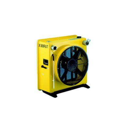 توربکس (دستگاه کف ساز پر توسعه قابل حمل) با امکان تولید کف و تخلیه دود