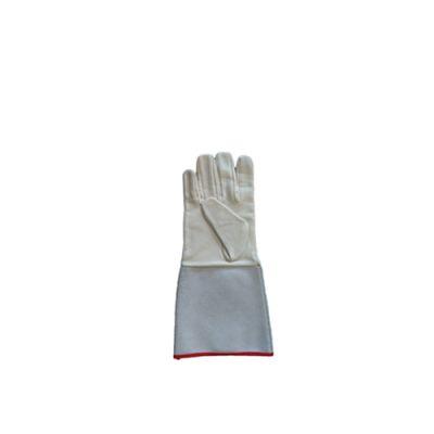 دستکش چرمی جوشکاری آرگون (ساق بلند)
