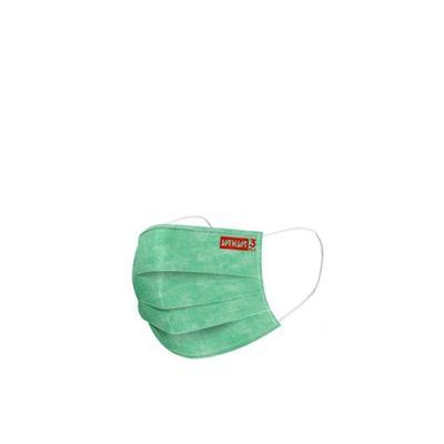 ماسک پزشکی یحیی رنگ سبز