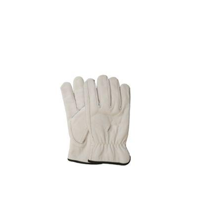 دستکش چرمی جوشکاری آرگون (ساق کوتاه)