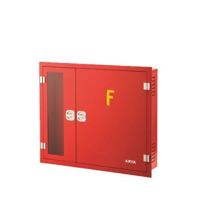 جعبه آتش نشانی افقی دو کابین