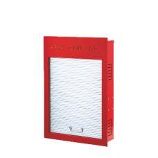 جعبه آتش نشانی با درب کرکره ای