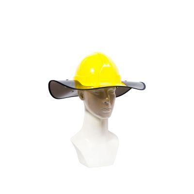 نقاب آفتابگیر دور کلاه