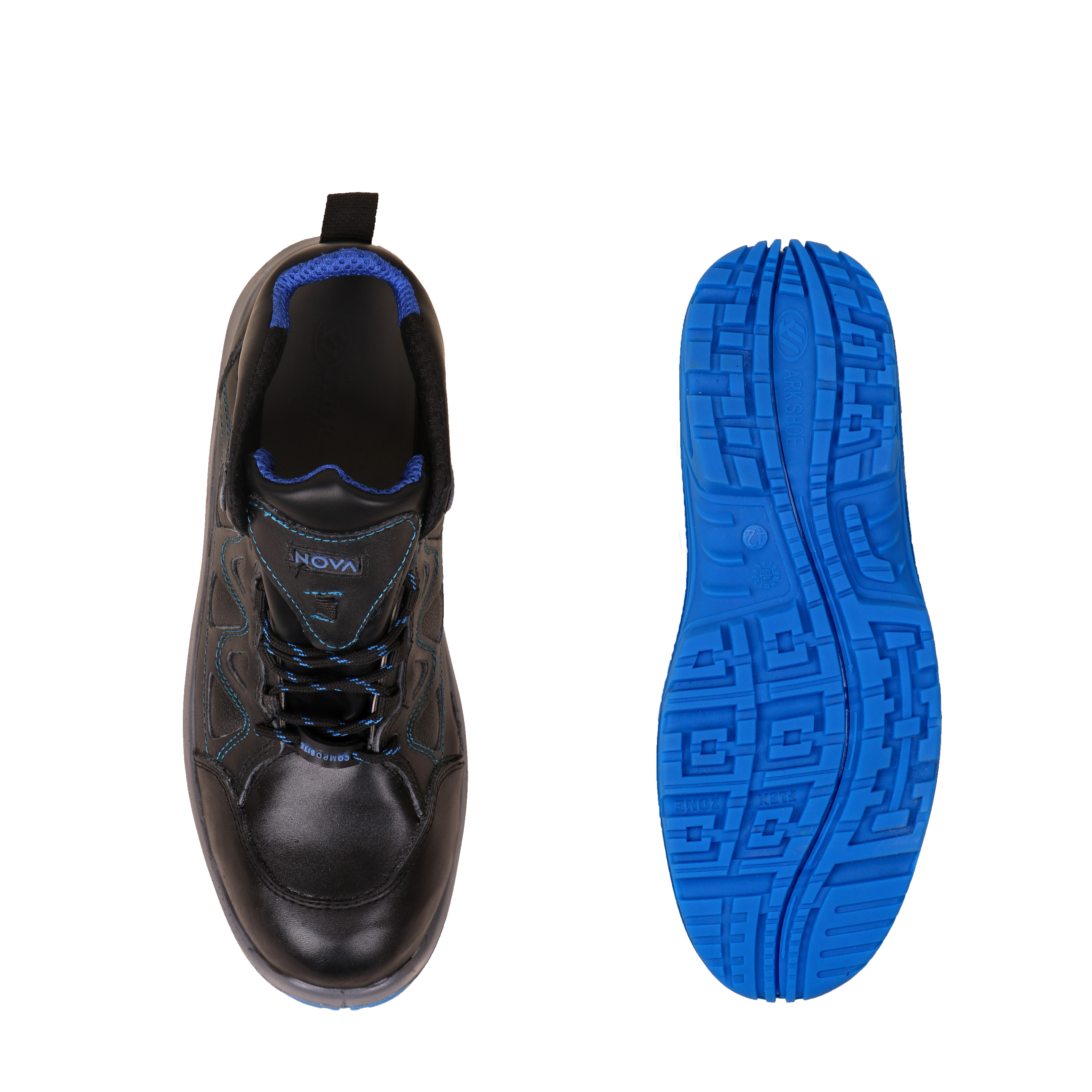 کفش ایمنی نووا